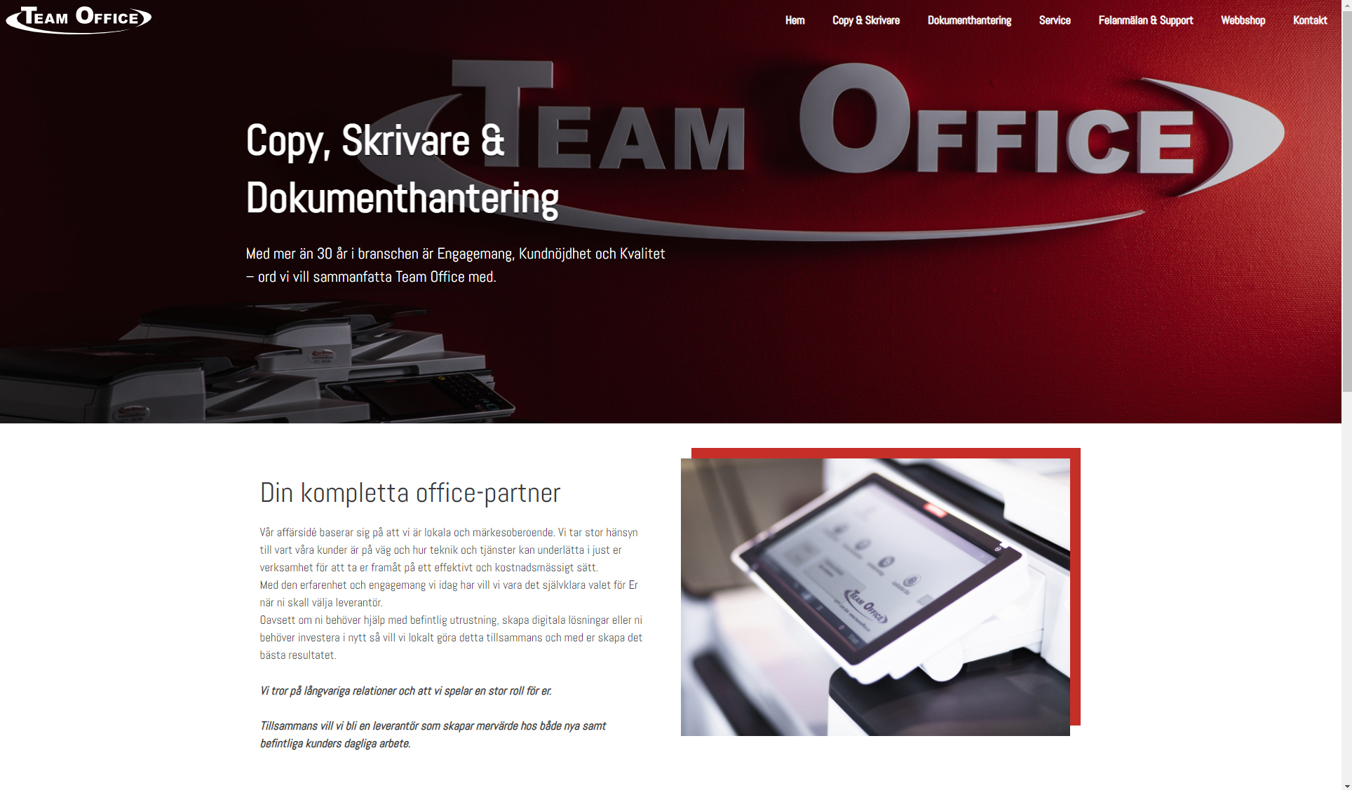 Team Office Skaraborg
